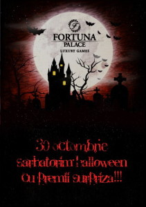 Poster Halloween Fortuna